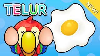 Gambar cover Lagu Anak Indonesia   Telur