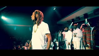 "Huge Turn Out For Fetty Wap's 28th Birthday : ""All White Affair"""
