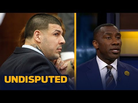 Aaron Hernandez was found to have a severe form of CTE - Skip and Shannon react   UNDISPUTED