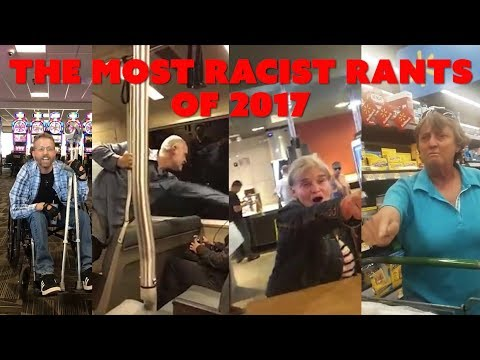 Most Ridiculous Racist Rants of 2017 | What's Trending Originals