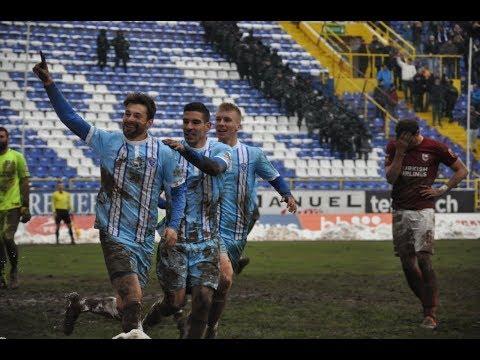 Izvještaj: FK Željezničar - FK Sarajevo 2:1 (FULL HD)