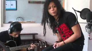 Yoda Kasih Jangan Kau Pergi Acoustic di Cirebon Radio MUSIKANAN EPISODE 7