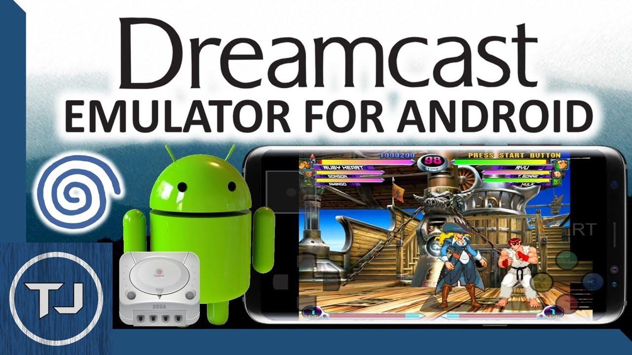 Android Sega Dreamcast Emulator! (Reicast)