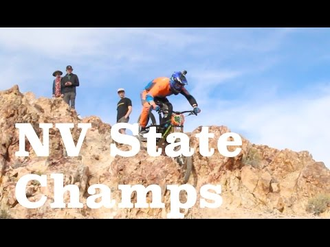 Nevada State Champs Bootleg Canyon 2016