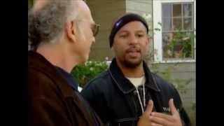 Larry David meets Krazee Eyez Killah