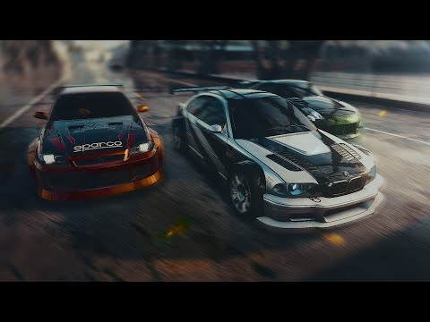 NEED FOR SPEED ICONS | NFS HEAT CINEMATIC | W/ THE BOSS GAMING