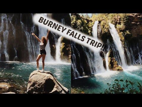 BURNEY FALLS ADVENTURES | Alejandra Reyes