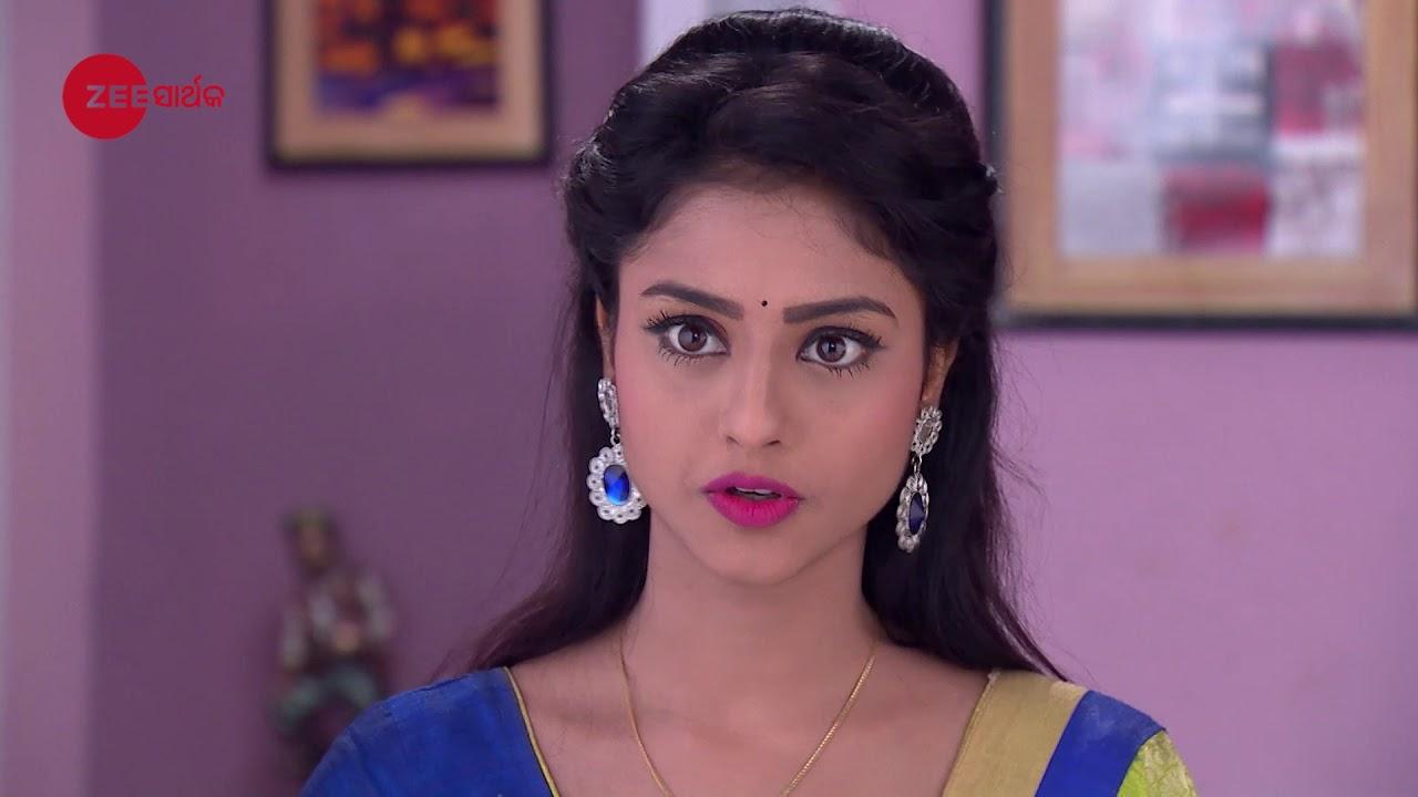 To Agana Tulasi Mu - Odia Serial - Episode 1515 - March 06, 2018 - Sarthak  Tv Show - Best Scene