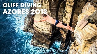 Azores Cliff Diving - Red Bull Cliff Diving World Series 2013 - Event Recap