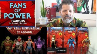 Fans of Power Episode 104 - Brian Flynn of Super 7!