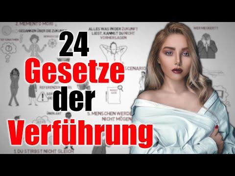 24 Gesetze der Verführung