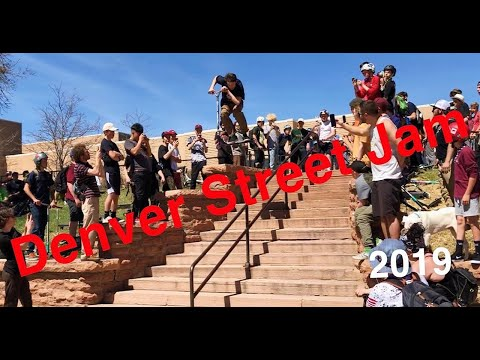Denver Street Jam 2019. HE DID WHAT?!?