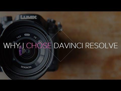 Davinci Resolve Studio 14 VS Adobe Premiere Pro (Why I Chose Davinci Resolve)