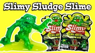 Slimy Sludge Slime Monster Blind Bags
