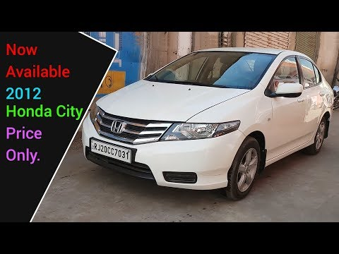 Now Available 2012 Honda City Price Only