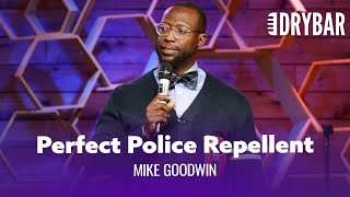 A Cardigan Is The Perfect Police Repellent. Mike Goodwin - Full Special