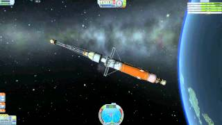 Kerbal Space Program, even more awesome stupid space station stuff