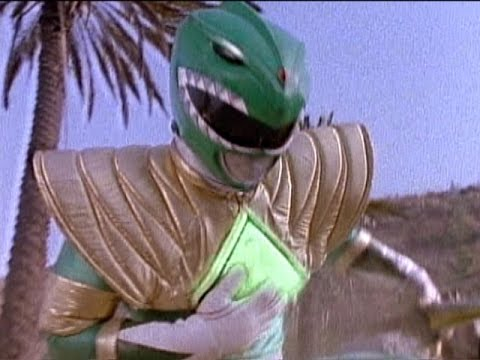 Return of the Green Ranger in Mighty Morphin Power Rangers | Jason David Frank
