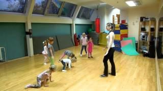 Детские танцы в Братеево. Связка + урок.