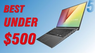 Best laptop for video editing under $500 in 2020