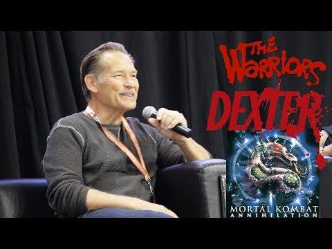 James Remar Talks The Warriors, Dexter, Mortal Kombat and more