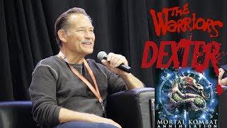 James Remar -Talks The Warriors, Dexter, Mortal Kombat and more