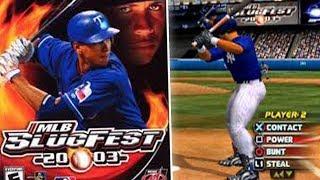 MLB SLUGFEST 2003 - THIS GAME IS AMAZING