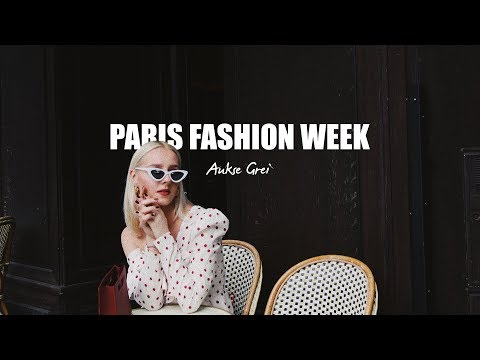 Paris Haute Couture  Week // Day 1-2 Aukse Grei