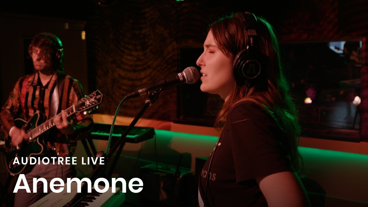 Ananomie Videos anemone on audiotree live (full session)