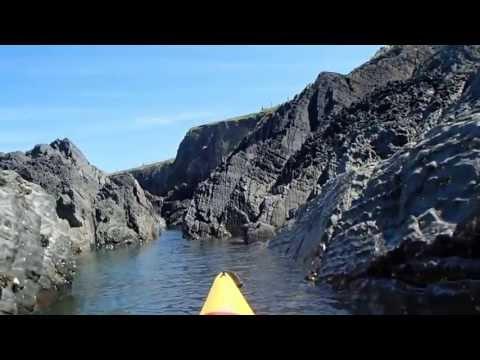 Cardigan Bay Sea Kayakers 26 Gwbert
