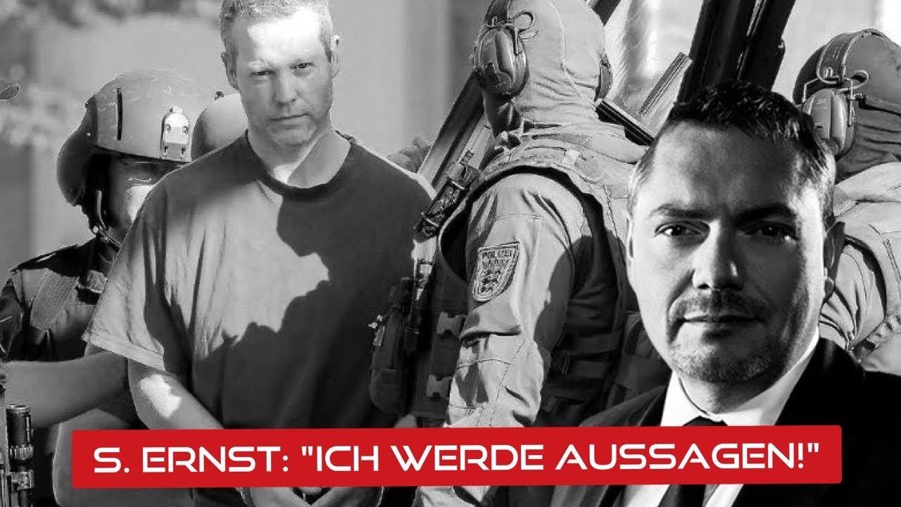 """Stephan Ernst: """"Ich werde aussagen!"""""""