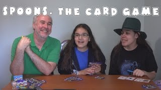 Spoons Card Game | RainyDayDreamers in 4k CC