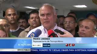 El Noticiero Televen - Emisión Meridiana - Lunes 30-11-2015