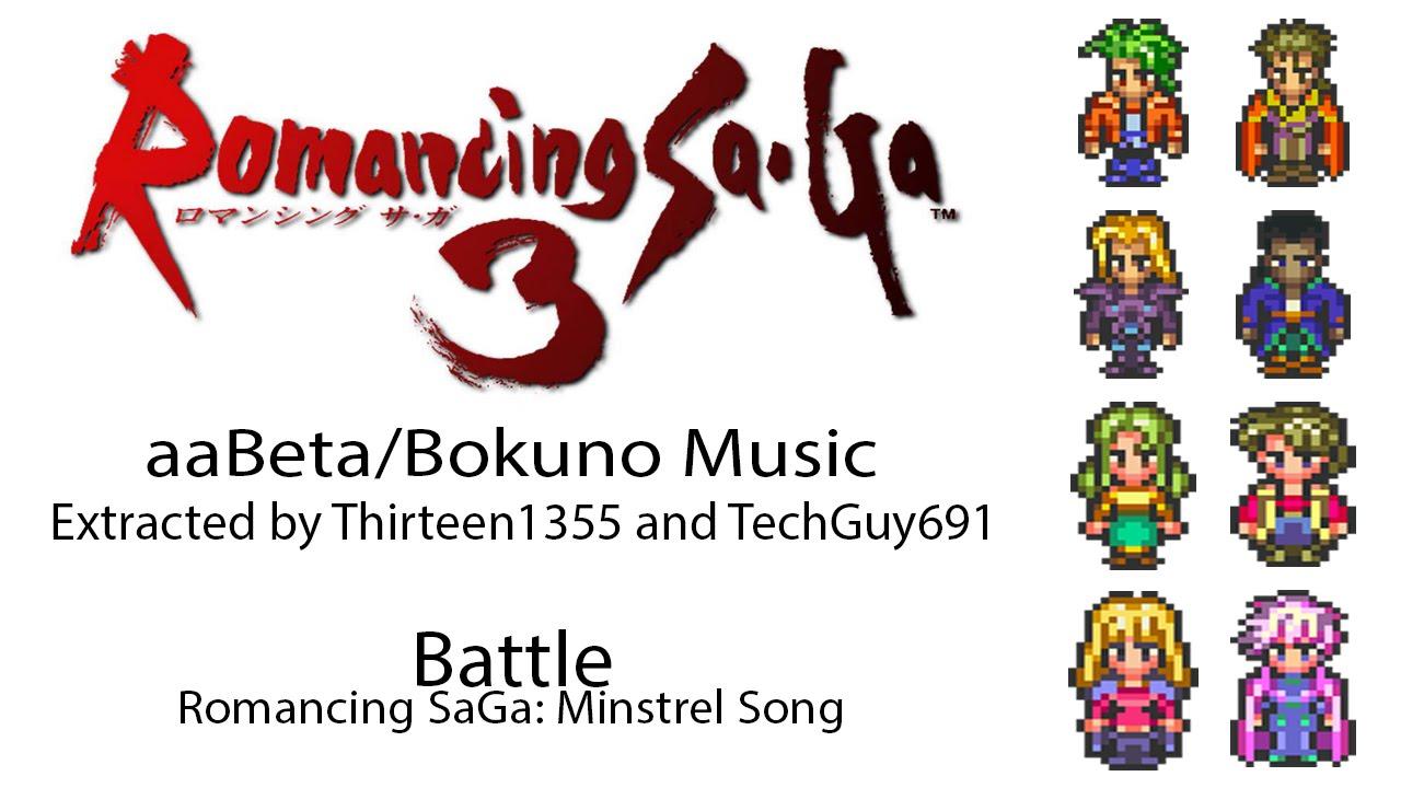 Romancing SaGa 3 Hack Music: Minstrel Song Battle Free Download