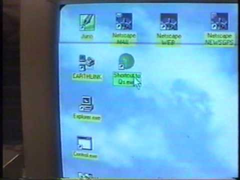 Showing my 1997 Computer and Some Programs - part 4 of 5!
