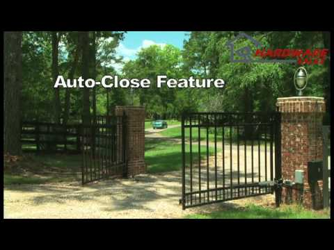 Mighty Mule Fm352 Gate Opener For Dual Gates Up To 16 Feet