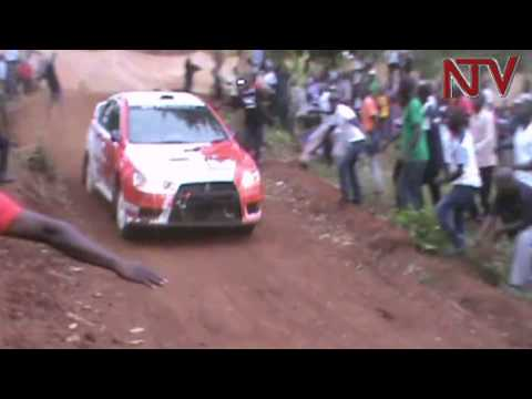 Motor rally drivers face lifetime ban over Iganga rally accident