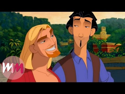 Top 10 Hottest Animated Guys