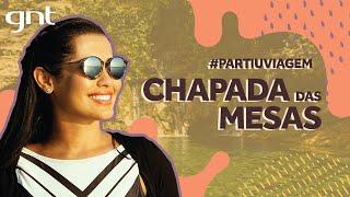 Thay OG e Raissa Santana bem aventureiras em Chapada das Mesas | #59 |  Minha Vida é Kiu