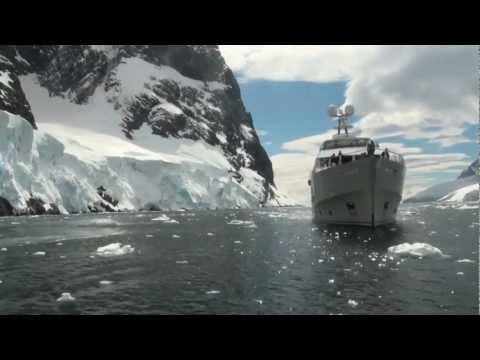 Tour 45m Superyacht Big Fish On An Antarctic Adventure | Y.CO