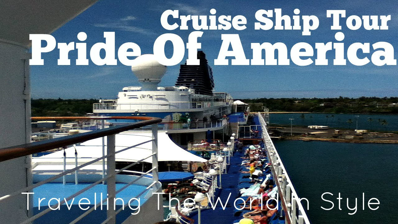Cruise Ship TourReview Pride Of America YouTube - Pride of america reviews