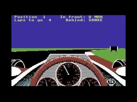 Revs - C64 Longplay / Walkthrough