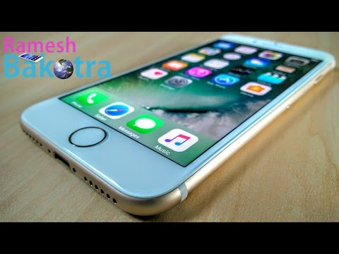 Apple Iphone 7 Full Review And Unboxing