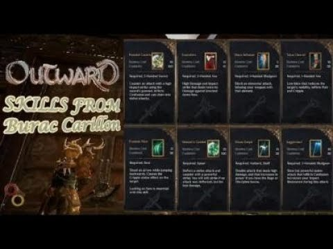 Outward First Free Weapon Skills Youtube Sniper shot skill and health upgrade. outward first free weapon skills