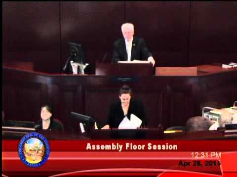 Nevada State Assembly Proclamation supporting Azerbaijan