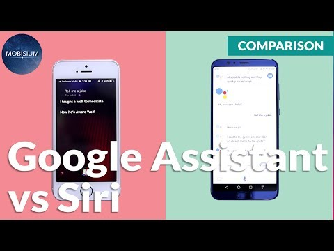 Siri vs Google Assistant: Who is Smarter? - Ultimate Virtual Assistant Battle!