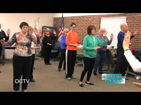Tai Chi for Seniors Pt.1: 3-29-16
