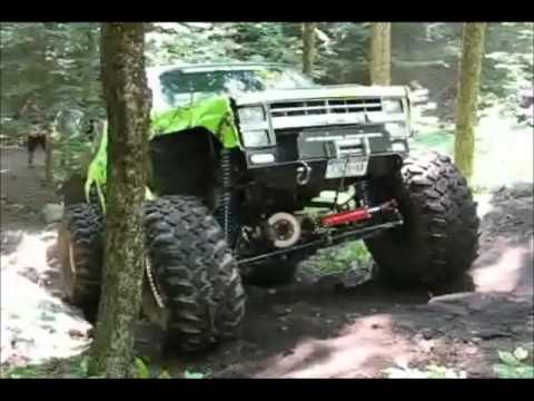 Offroad Ultimate Adventure 2010  Part 3  Rok Park, New York