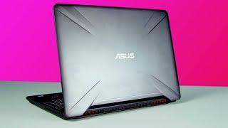 Обзор Asus TUF FX505 - доступный игровой ноутбук