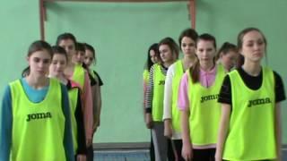 Проект урока Волейбол